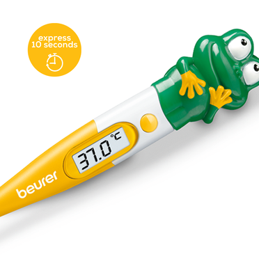<p>BY 11 Frog Thermometer f&uuml;r Kinder</p>