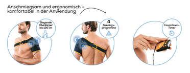 Beurer Schulter TENS EM 26 Produktbild