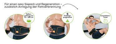 Beurer Bauchmuskel-Gürtel EM 37 Produktbild