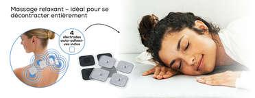 EM 49 de Beurer – Electrostimulateur 3 en 1 : TENS/EMS/Massage Image du produit