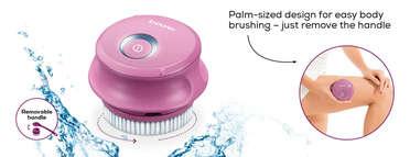 Cepillo corporal FC 55 Pureo Complete Cleansing de Beurer Imagen del producto