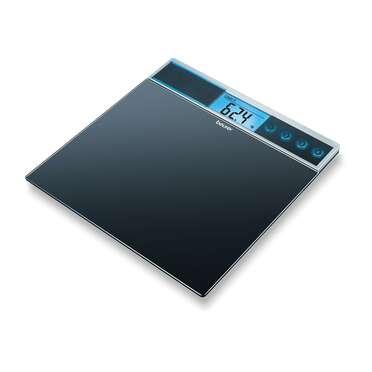 Báscula de vidrio con voz de Beurer - GS 39 Imagen del producto