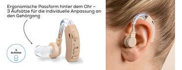 Beurer Hörhilfe HA 20 Produktbild