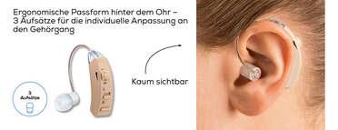 Beurer Hörhilfe HA 50 Produktbild