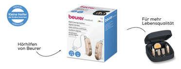 Beurer Hörhilfe HA 80 Paar Produktbild