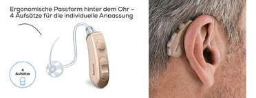 Beurer Hörhilfe HA 80 Single Produktbild