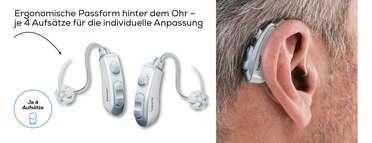 Beurer Hörhilfe HA 85 Paar Produktbild