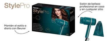 Secador de pelo compacto HC 35 de Beurer Imagen del producto