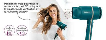 Sèche-cheveux compact Beurer HC35 Image du produit