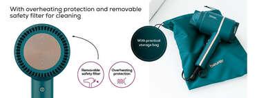 Asciugacapelli compatto Beurer HC 35 Immagine del prodotto