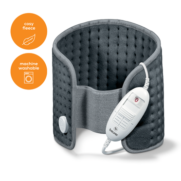 Bauch-Rücken-Heizkissen | Flexible Heating | Heating pad | Heat pad | Heizköper | Stomach & back heat pad |