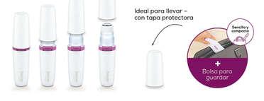 Afeitadora facial HL 16 de Beurer Imagen del producto