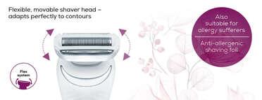 Afeitadora HL 36 de Beurer Imagen del producto