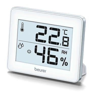 <p>Thermo hygrometer</p>