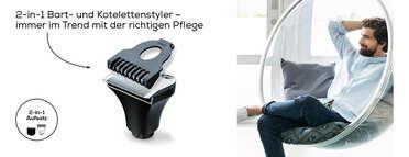 Beurer HR 8000 Rotationsrasierer Produktbild