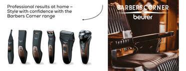 Afeitadora rotativa HR 8000 de Beurer Imagen del producto
