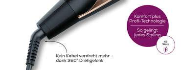 Beurer Haarglätter HS 100 Produktbild