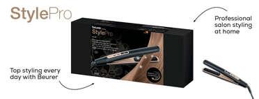 Выпрямитель для волос Beurer HS100 Фото изделия
