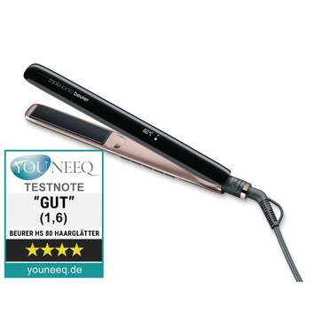 Beurer HS 80 hair straighteners Product picture