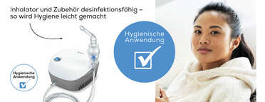Beurer Inhalator IH 18 Produktbild