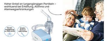 Beurer Inhalator IH 60 Produktbild