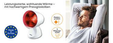 Beurer Infrarotlampe IL 21 Produktbild