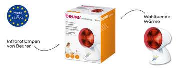 Beurer Infrarotlampe IL 35 Produktbild