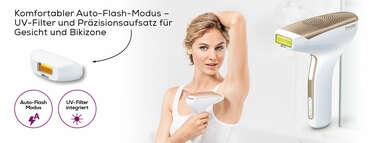 Beurer dauerhafte Haarentfernung IPL Velvet Skin Pro Produktbild