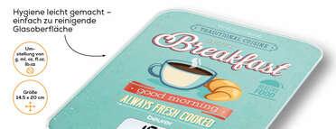 Beurer Küchenwaage KS 19 Breakfast Produktbild