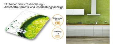 Beurer Küchenwaage KS 19 Fresh Produktbild