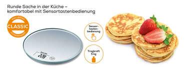 Beurer Küchenwaage - KS 28 Produktbild