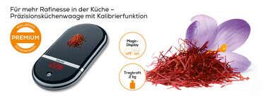 Beurer Präzisionsküchenwaage KS 36 Produktbild