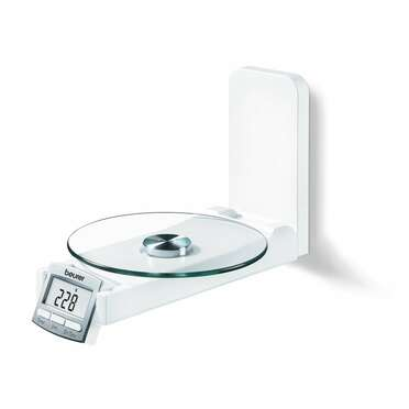 Beurer KS 52 wall-mounted kitchen scale Product picture