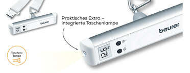 Beurer Kofferwaage LS 10 Produktbild