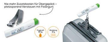 Beurer Kofferwaage LS 20 eco Produktbild