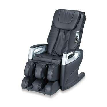 Elegancki fotel do masażu shiatsu Beurer MC 5000 HCT Prezentacja produktu