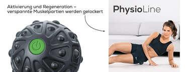 Beurer Massageball mit Vibration MG 10 Produktbild