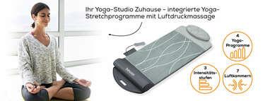Beurer Yoga- und Stretchmatte MG 280 Produktbild