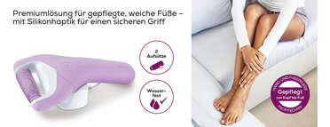 Beurer Hornhautentferner MP 59 Wet & Dry Produktbild