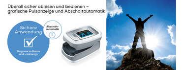 Beurer Pulsoximeter PO 30 Produktbild