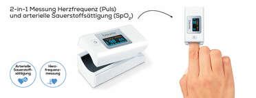 Beurer Pulsoximeter PO 35 Produktbild