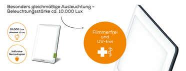 Beurer Tageslichtlampe TL 30 Produktbild