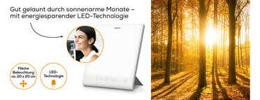 Beurer Perfect Day Tageslichtlampe TL 45 Produktbild