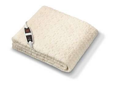 Nakładka elektryczna na łóżko Beurer UB53 Teddy Single Prezentacja produktu