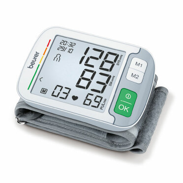 Beurer BC 51 wrist blood pressure monitor Product picture